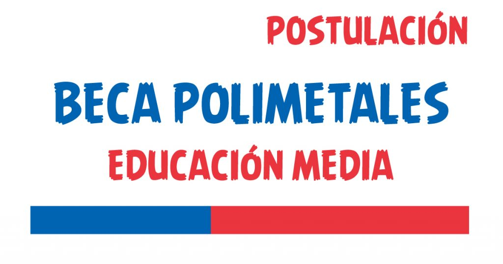 beca polimetales educacion media