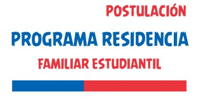 postulacion programa residencia familar estudiantil