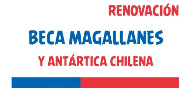 renovacion beca magallanes y antartica chilena