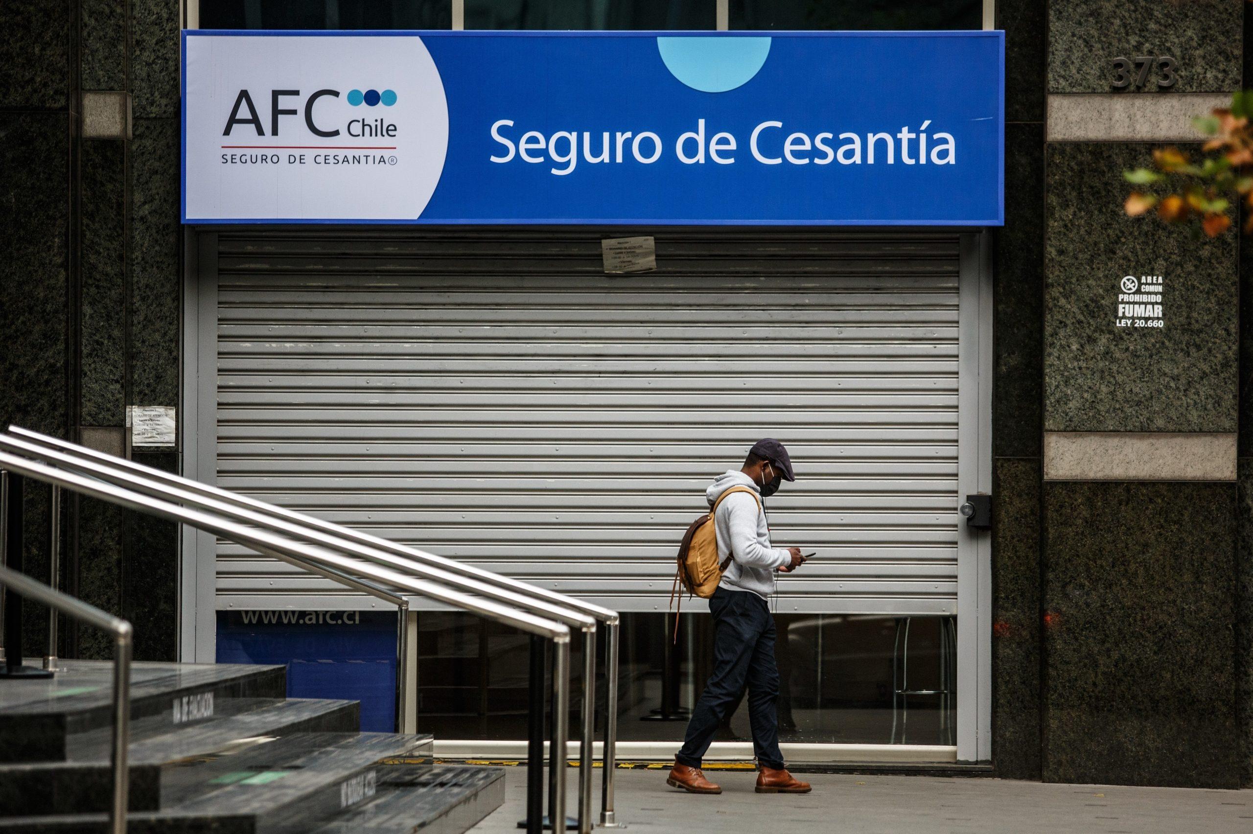 Traspaso de cotizaciones de cuenta de ahorro de indemnización de AFP a la Cuenta Individual Seguro de Cesantía